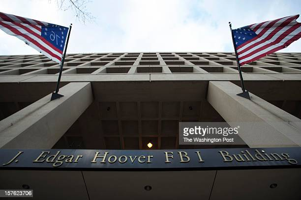 The J Edgar Hoover FBI Building in Washington DC on Dec 3 The FBI may move to another building