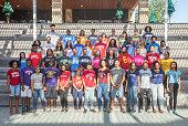 Jackie Robinson Foundation New Scholar Orientation