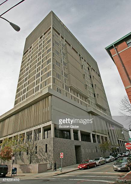 The jail section atop the Middlesex County Courthouse has long been overcrowded Sheriff James V DiPaola has proposed building a new facility just...