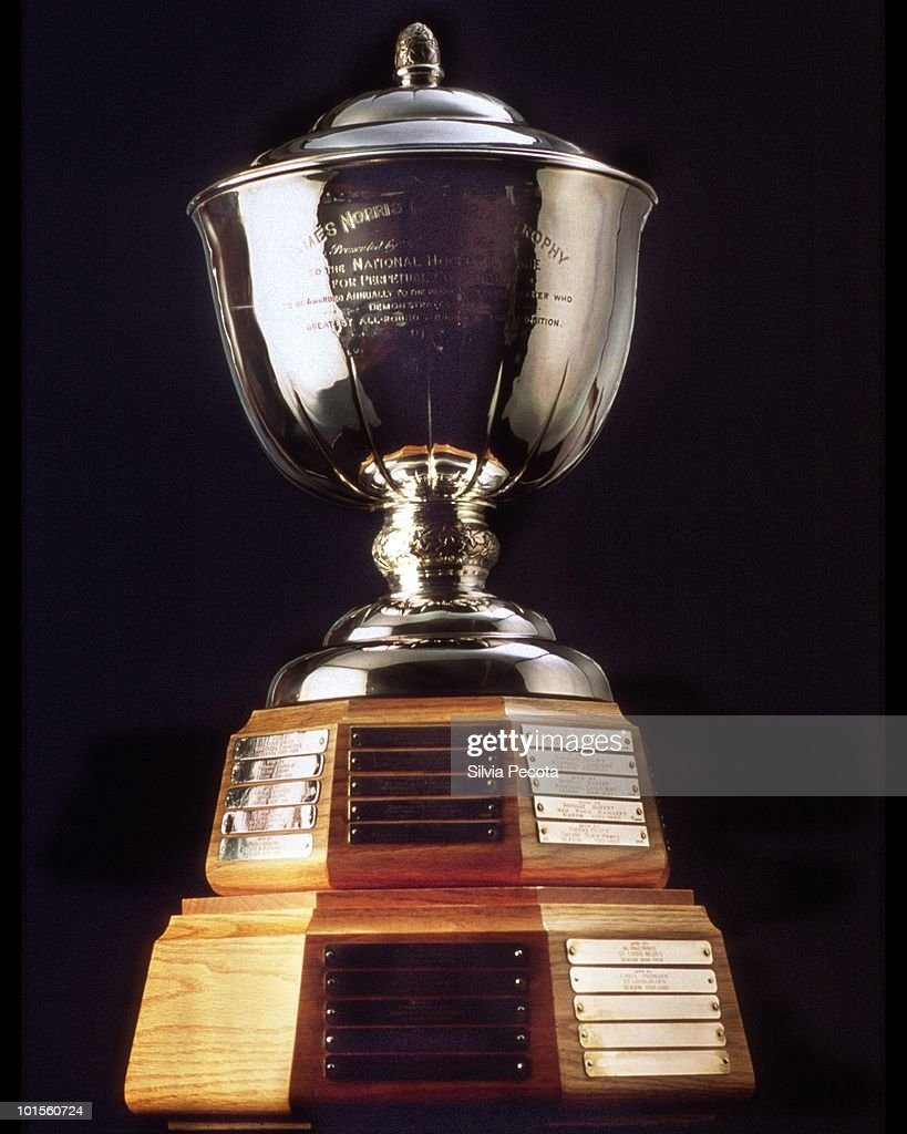 The James Norris Memorial Trophy is awarded annually to the National Hockey League's top 'defense player who demonstrates throughout the season the greatest all-round ability in the position.'