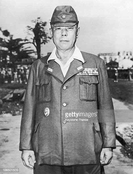 The Japanese General Tomoyuki Yamashita Accused Of War Crime On November 11 Initiated The Bataan Death March