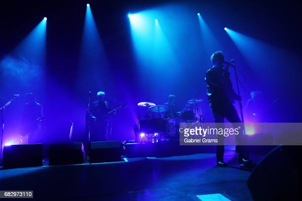 The Jesus And Mary Chain perform at Vic Theatre on May 10 2017 in Chicago Illinois