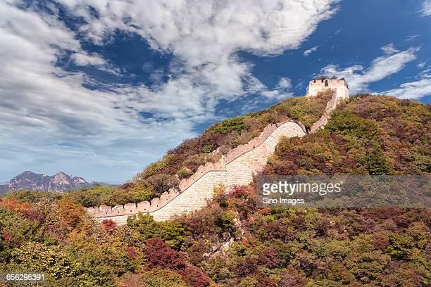 The Jiankou Great Wall