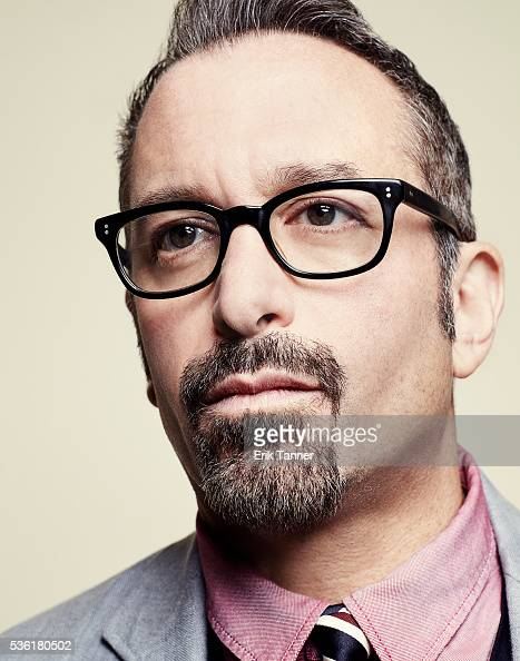 'The Jinx' director Andrew Jarecki poses for a portrait at the 75th Annual Peabody Awards Ceremony at Cipriani Wall Street on May 21 2016 in New York...