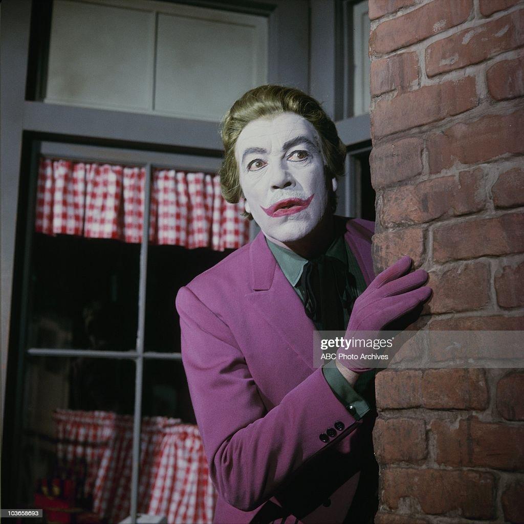 BATMAN 'The Joker Goes to School' Airdate March 2 1966 CESAR