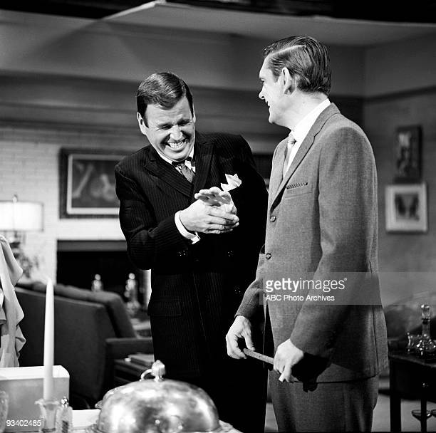 BEWITCHED 'The Joker is a Card' Season Two 7/1/65 Uncle Arthur makes his first practical joke laden visit