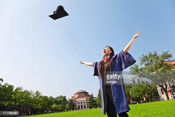 La gioia di laurea