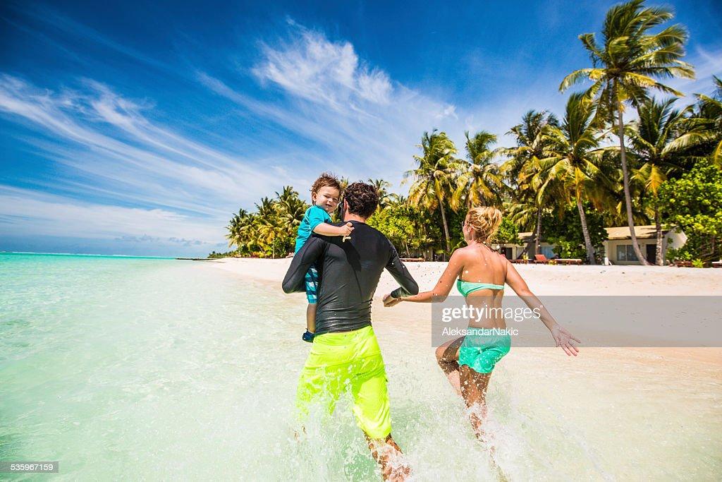 The joy of summer : Stock Photo