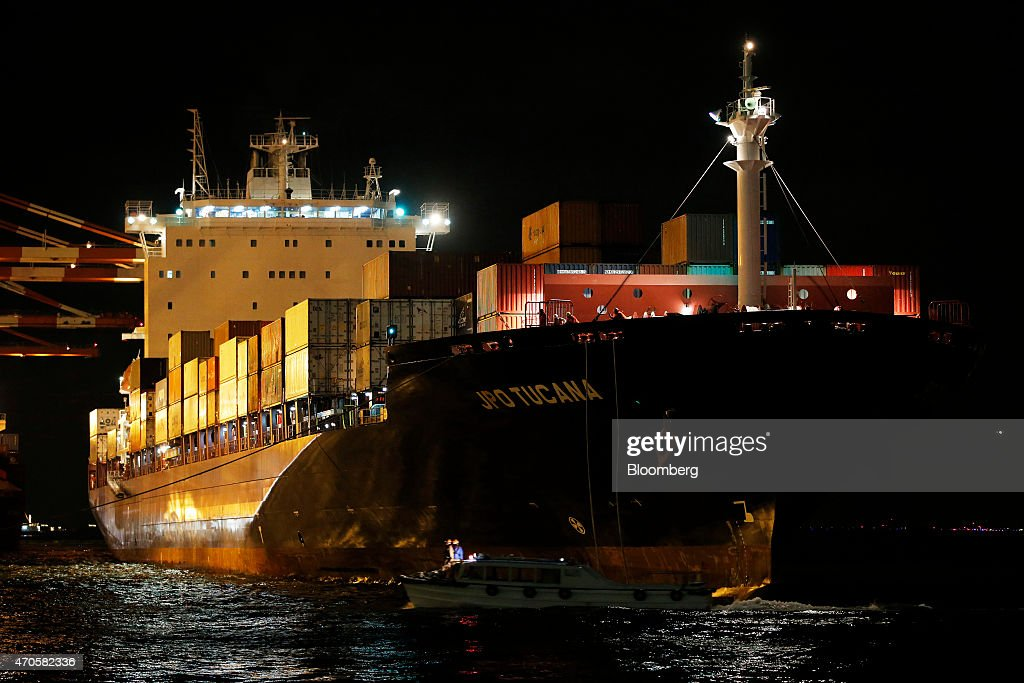 Vessel details for: JPO VULPECULA (Container Ship) - IMO ...