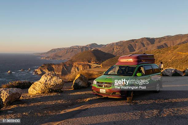The JUCY Champ USA traversing Highway 1 in Big Sur Calif November 11 2015 Writer Andrea Sachs rented a JUCY Champ USA which has all the modern...