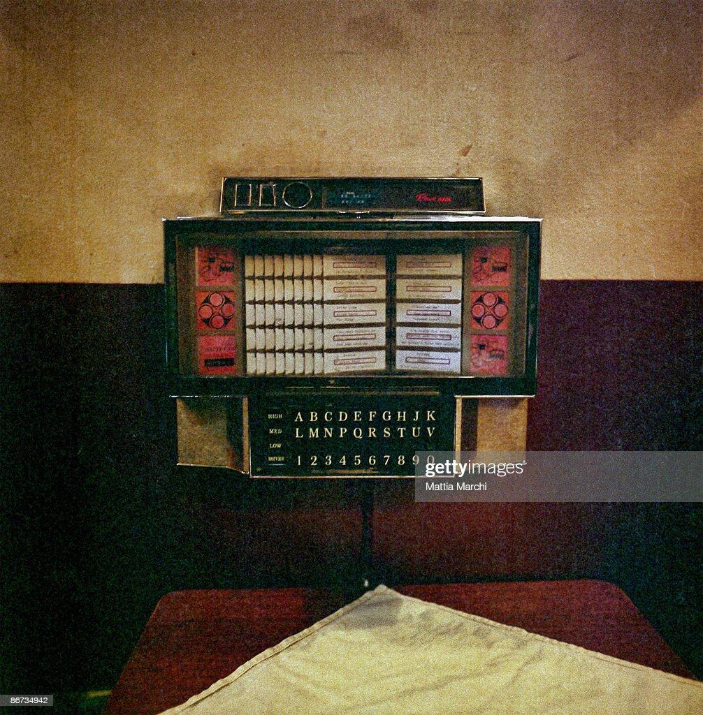 The Jukebox Selector
