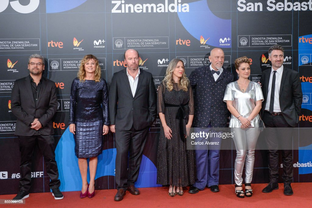 Red Carpet - Closure Gala - 65th San Sebastian Film Festival