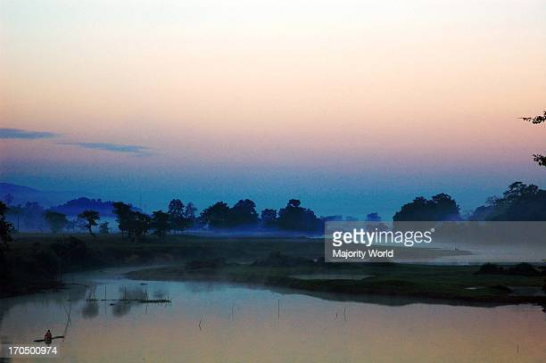 The Kaziranga National Park is the oldest national park in the northeastern Indian state of Assam It was created a century ago as a forest reserve by...