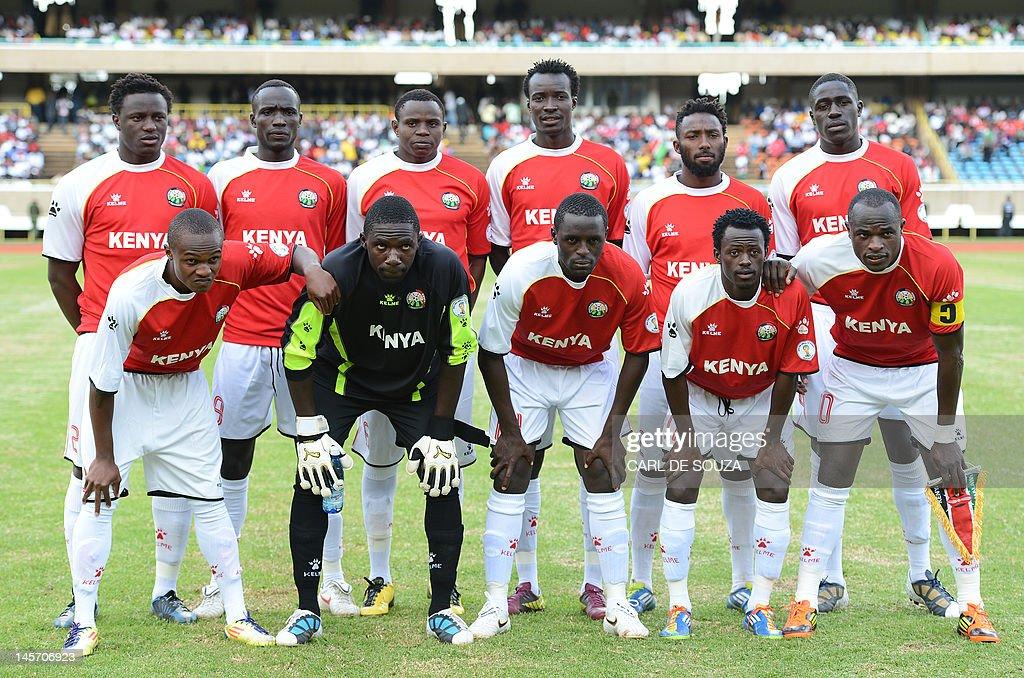 Image result for kenya football team