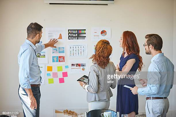The key ingredients for success - teamwork and planning