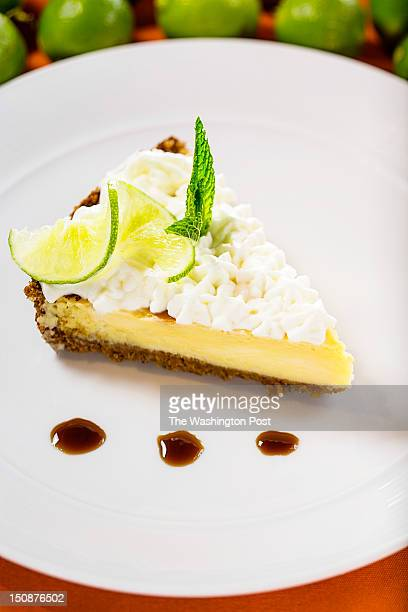 The Key Lime Pie with meringue and local coffee reduction can be enjoyed at BOCA restaurant which is located in Hyde Park at 901 W Platt St in Tampa...