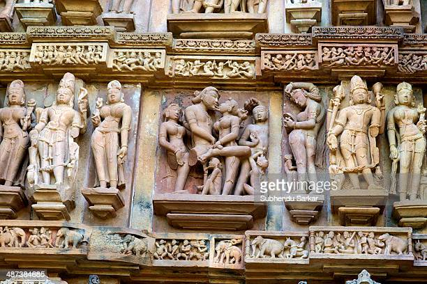 The Khajuraho Group of temples in Madhya Pradesh is the largest group of Hindu and Jain temples from the medieval age famous for their erotic...