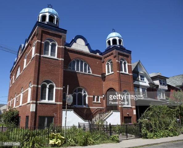 The Kiever Shul one of the last jewish institutions in Kensington market in Toronto on Monday August 6 2012 Dave Pinkus' parents founded the...