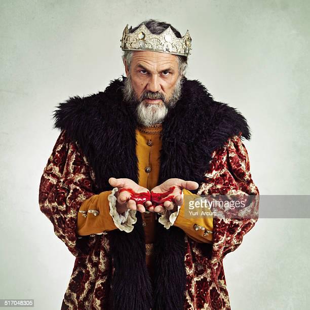 The king is dead! Lange live.ME!