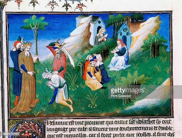 The King of Kashmir dispenses justice late 13th century Marco Polo Venetian traveller and merchant left Venice with his father and uncle in 1271...