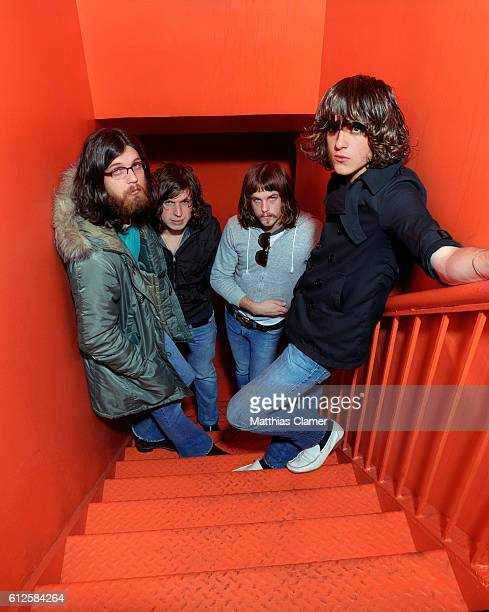 Brothers bassist Jared singer Caleb drummer Nathan and their cousin guitarist Matthew Followill