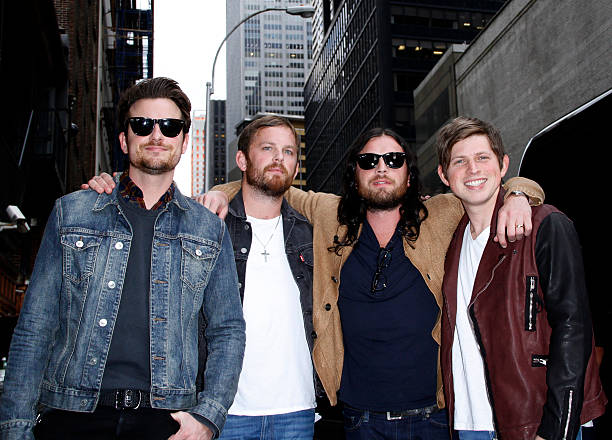 Kings Of Leon In Concert At Td Garden Pictures Getty Images