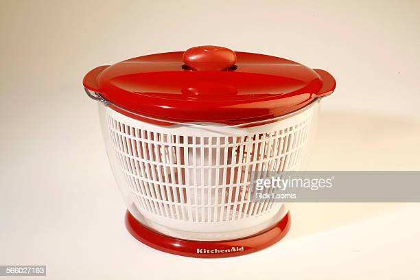 The Kitchenaid salad spinner for the Tool Dept