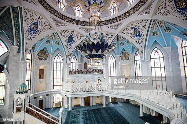 The Kul Sharif Mosque in Kazan Kremlin, Kazan