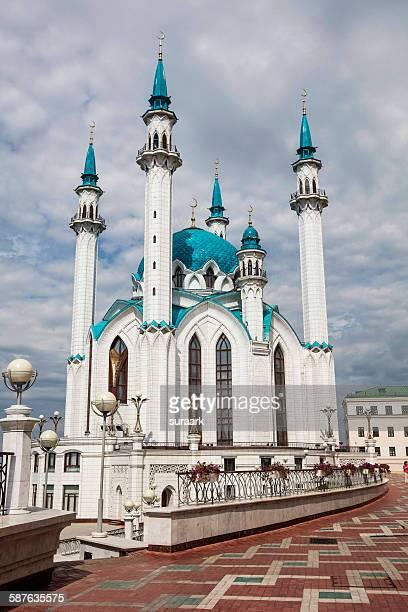 The Kul Sharif Mosque in Kazan Kremlin, Kazan, Rus