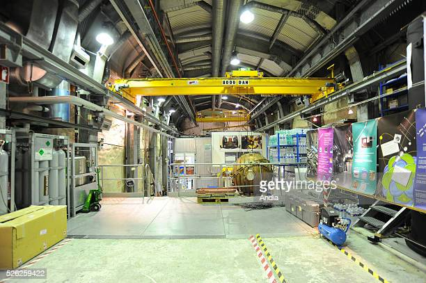 The Laboratoire souterrain de Modane is an underground laboratory located in the middle of the Frejus road tunnel With a surface area of 3500 square...