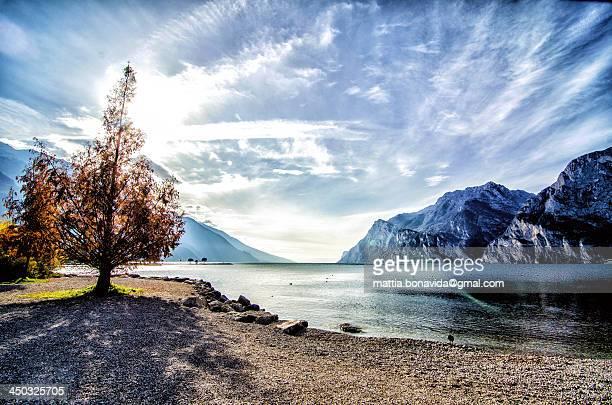 The Lake Garda, Italy.