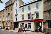 The Lamb and Flag public house, city of Oxford