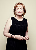 'The Laquan McDonald Investigation' political editor Carol Marin poses for a portrait at the 75th Annual Peabody Awards Ceremony at Cipriani Wall...
