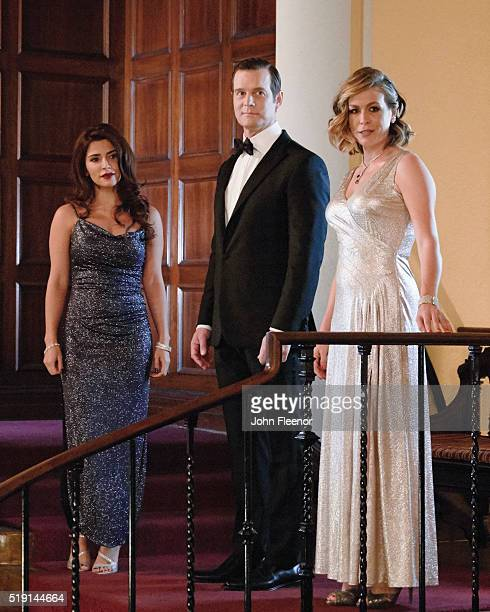 THE CATCH 'The Larágan Gambit' Alice and Rose are shocked to discover their longtime political client is being blackmailed by compromising photos...