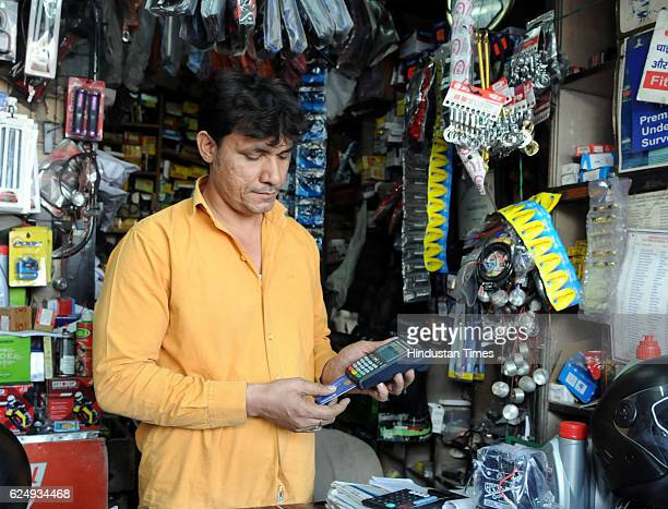 The large auto spare parts market at old Delhi Road of Gurgaon which is highly unorganized and worked on cash only has switched to ewallet options...