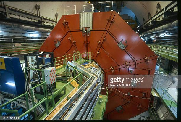 The Large Electron Positron Collider is at the Center for European Nuclear Research in Meyrin Switzerland The LEP is the largest particle accelerator...