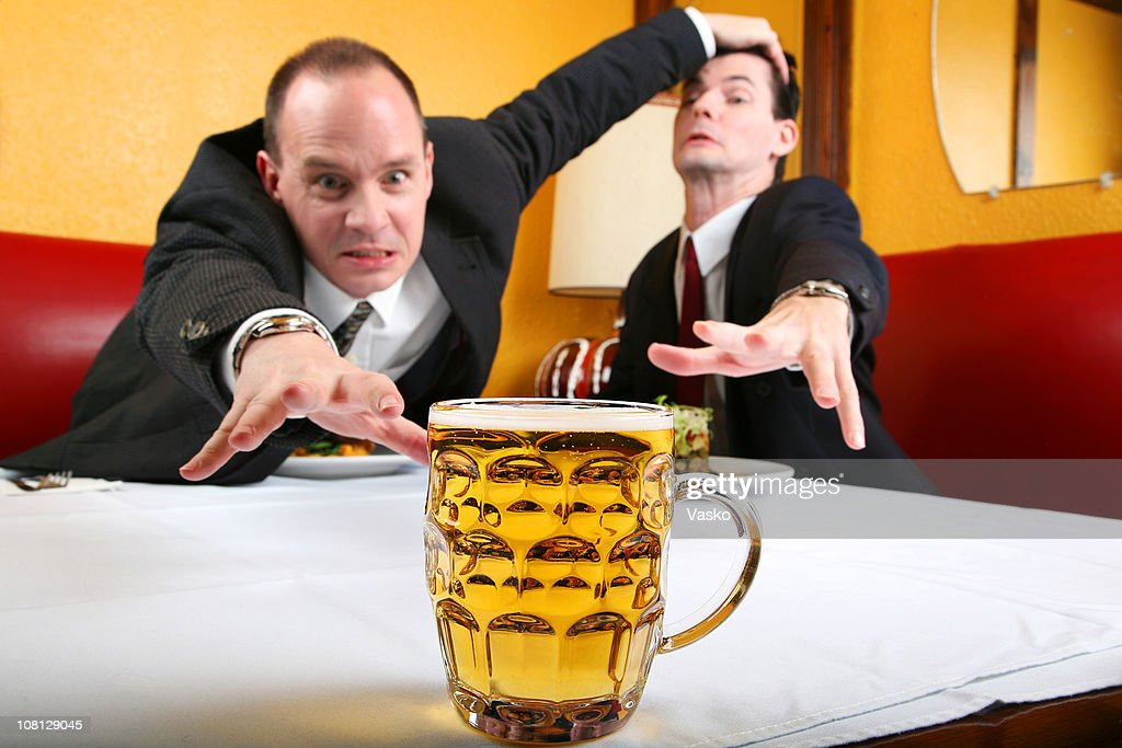The Last Beer!!!! : Stock Photo