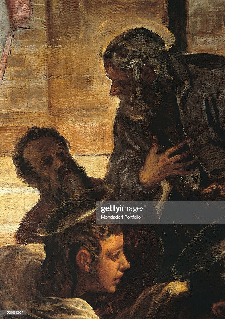 the last supper tintoretto essay Tintoretto had reached the end of his life when he painting his last supper his art had become more spiritual and visionary in his representation of the last supper.