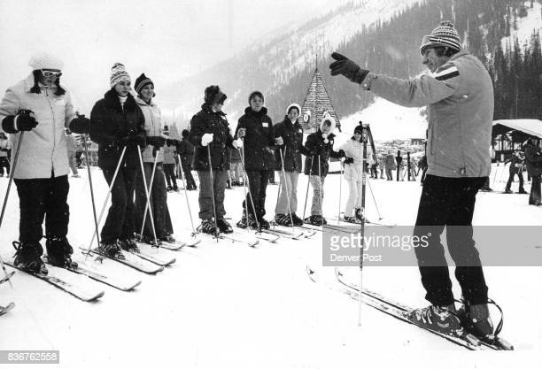 The Last Word On Ski Instruction Loveland instructor Doug Cameron gives Denver PostGart BrosWilly Schaeffler pointers at last year's session of the...