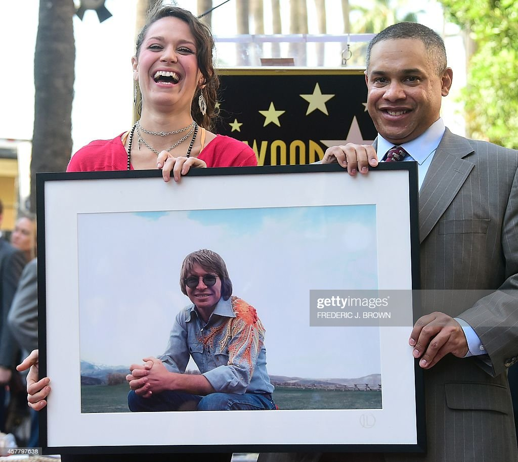 John Denver Honored Posthumously On The Hollywood Walk Of