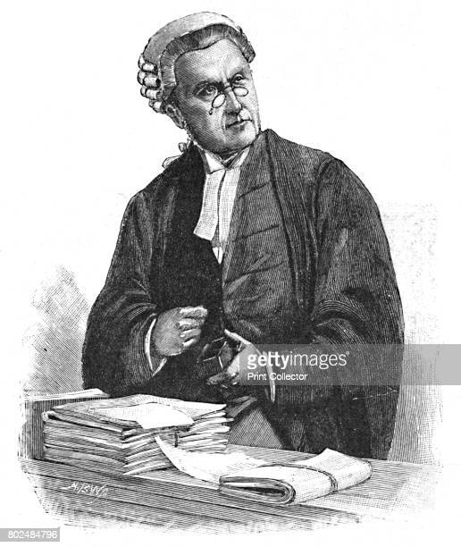 The Late Lord Russell of Killowen' 1900 Charles Russell QC MP British lawyer and politician Born in Newry County Down Russell became a QC in 1872...