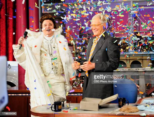 The Late Show with David Letterman celebrates its 20th Anniversary on Thursday with Bill Murray who was the Late Show's first guest 20 years ago...