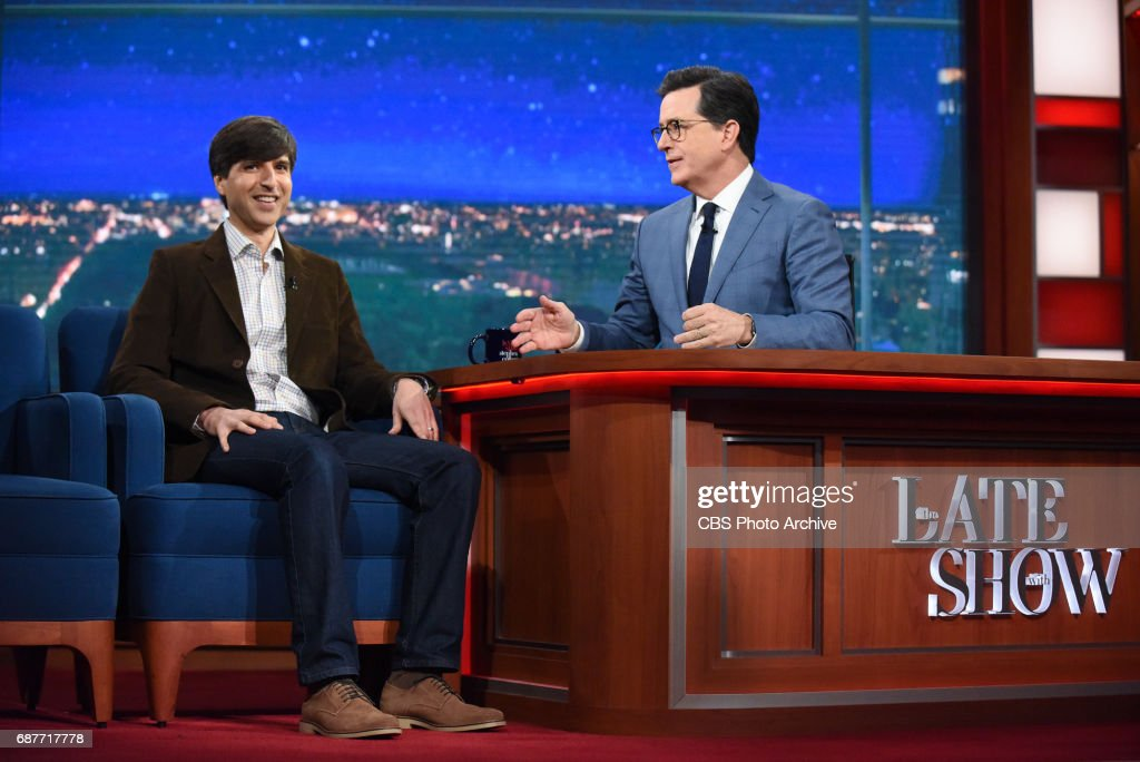 "CBS's ""The Late Show with Stephen Colbert"" - Season Two"