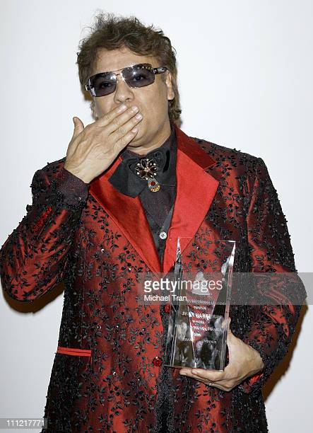 The Latin Recording Academy Person of the Year Juan Gabriel arrives at the 2009 Latin Recording Academy Person of the Year honoring 'De Fiesta With...