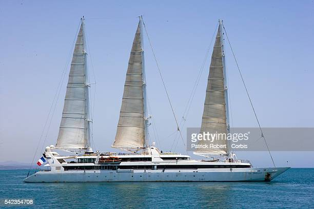 The Le Ponant sailing cruiser sets sail from Djibouti to Marseille The luxury French tourist yacht has been seized by Somalian Pirates believed to be...
