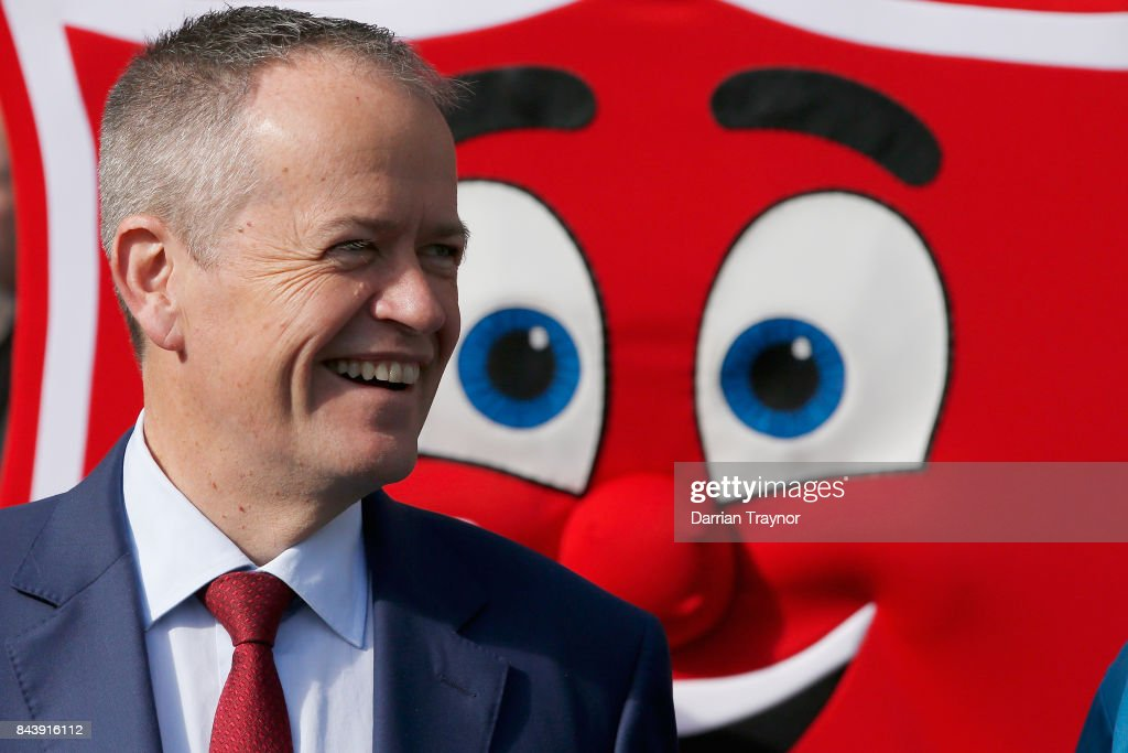 Bill Shorten Launches Salvation Army Homelessness Campaign