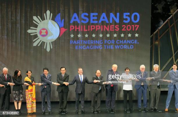 The leaders of Association of Southeast Asian Nations members and major world economies including US President Donald Trump and Japanese Prime...
