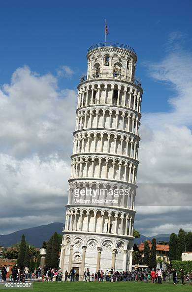 CONTENT] The Leaning Tower of Pisa