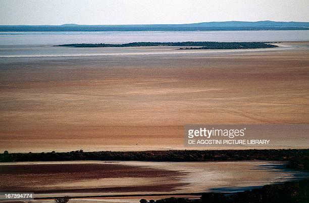 The Lefroy Salt Lake Kambalda Western Australia Australia