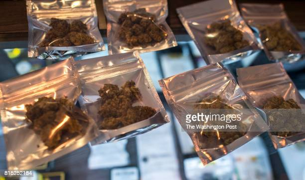 RENO NV The legal limit of one ounce of marijuana is bought by a patient at the Blum Medical Marijuana Dispensary just a week after Nevada legalized...